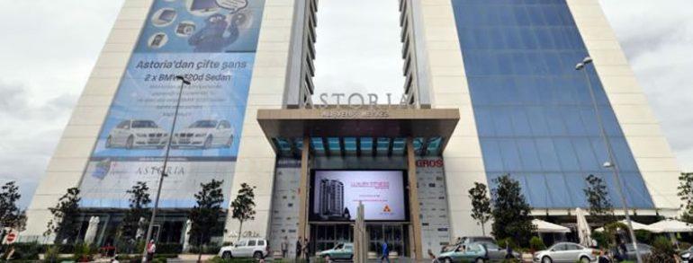 Astoria Shopping Mall