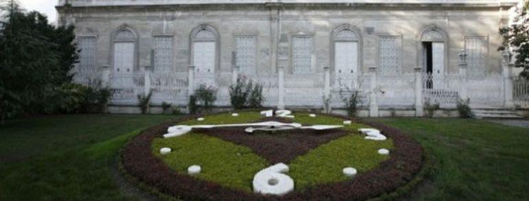Dolmabahçe Clock Museum