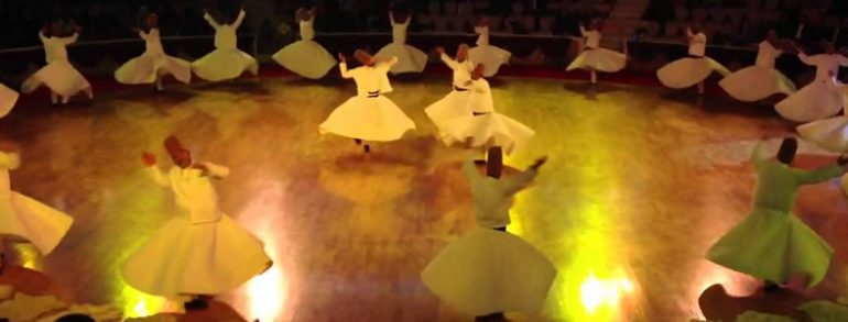 Sema and Whirling Dervishes