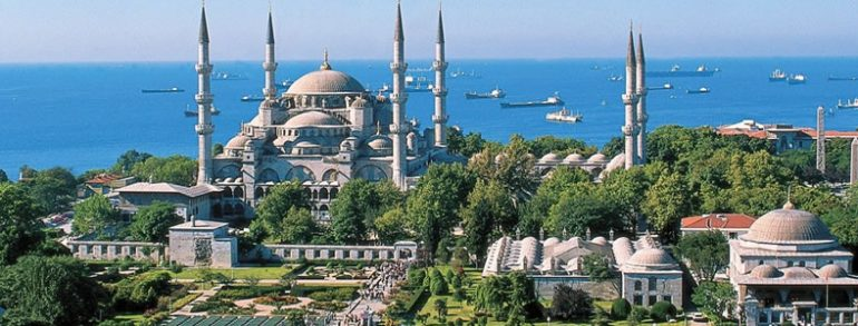 Sultanahmed Mosque Complex (Blue Mosque)