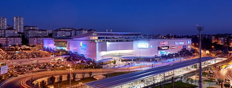 Tepe Nautilus Shopping Mall