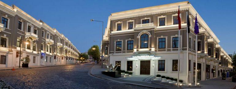 W İstanbul Hotel