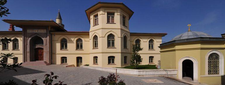 Yenikapi Mevlevi Lodge