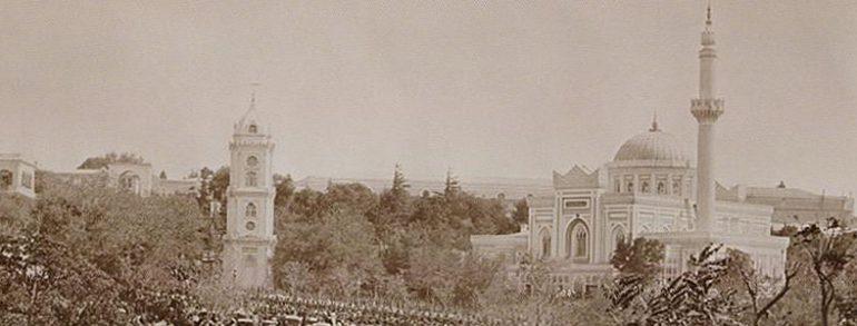 History of the Yıldız Palace