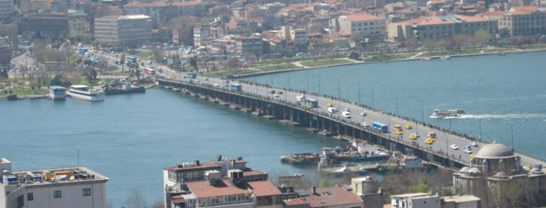 Atatürk Bridge-Unkapanı Bridge