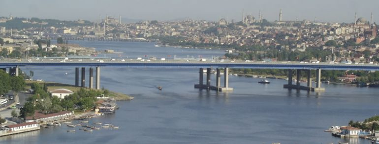 Haliç Bridge