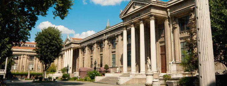 Istanbul Arkeoloji Museum