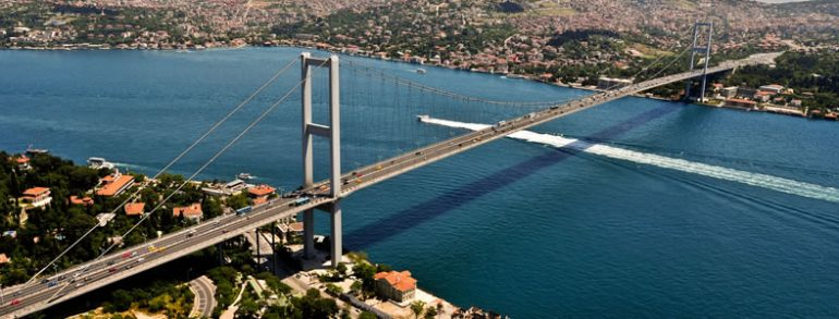 Bosphorus Bridge-July 15th Martyrs Bridge
