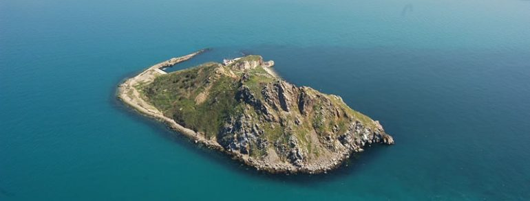 Sivriada (Pointed Island)