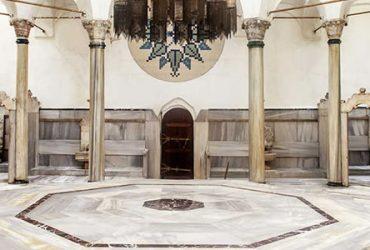 Historical Cağaloğlu Bath