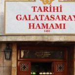 Historical Galatasaray Bath