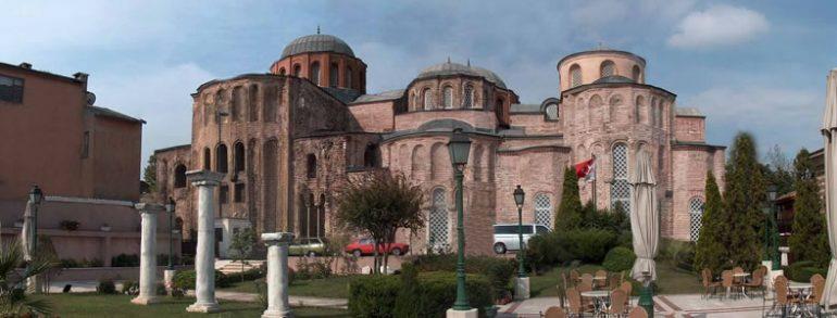 Zeyrek Church Mosque