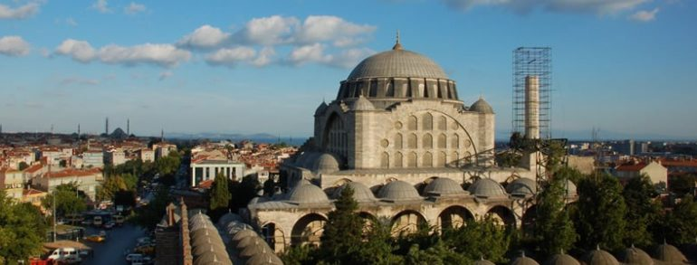 Edirnekapi Mihrimah Sultan Complex