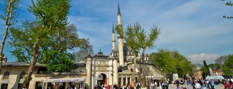 Eyup Sultan Complex