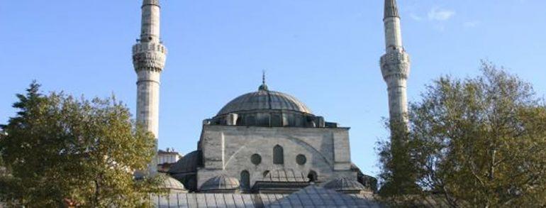 Uskudar Mihrimah Sultan Complex