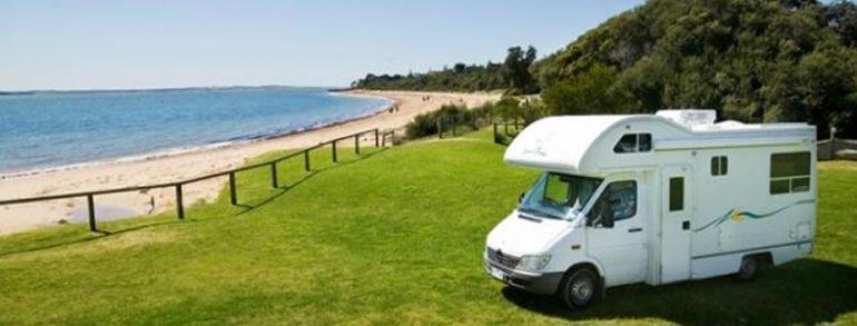 Camping Caravan Tourism