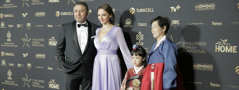 "Turkey's Oscar Nominee ""Ayla"""