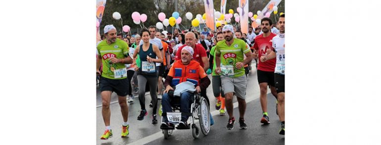 39th Vodafone Istanbul Marathon