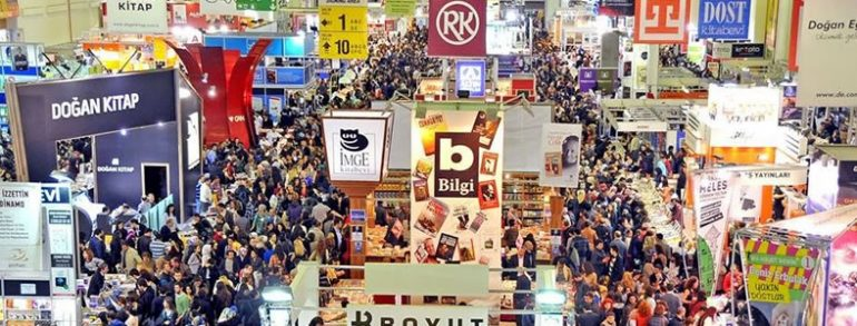 2017 36th International Istanbul Book Fair