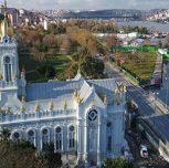 Bulgarian Orthodox Sveti Stefan church opened