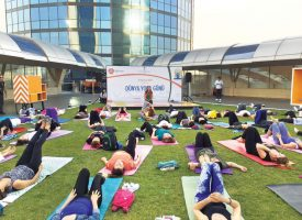 International Yoga Day to be marked in Turkey with Bollywood