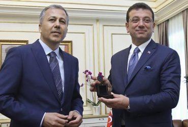 Mayor of Istanbul Metropolitan Municipality Ekrem Imamoğlu